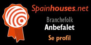 Se profilen til FINKASA på SpainHouses.net