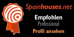 Siehe das Profil von Granada Houses in SpainHouses.net