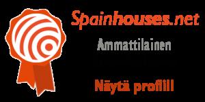 Katso yrityksen INMO-API SpainHouses.net-sivustolla oleva profiili