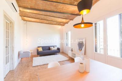For Sale:  Renovated Apartment in Barcelona