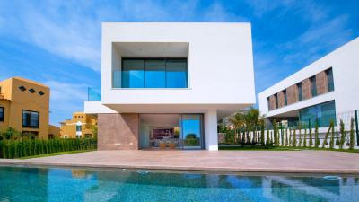 Fantastic Brand New Villa in Finestrat, Alicante