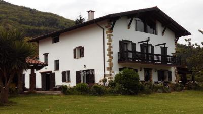 Charming Country House in Hondarribia, Guipúzcoa