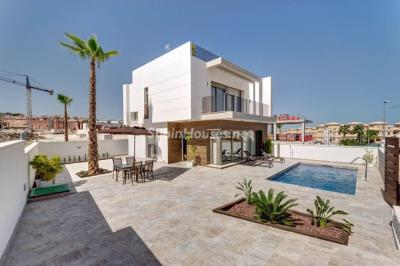 Brand New Villa in Orihuela Costa, Alicante