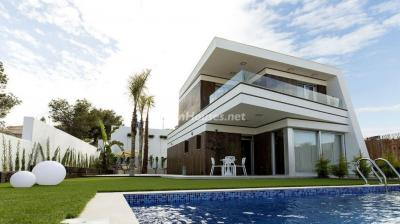Modern and stylish home for sale in Orihuela, Alicante