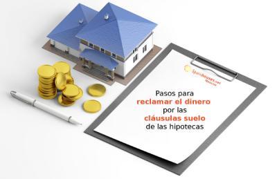 Pisos y casas en venta y alquiler for Pasos para reclamar clausula suelo